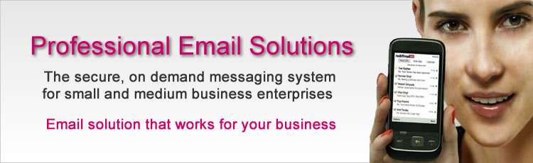 Rediff.com Business Email Solutions, Rediffmail Pro, Enterprise Pro