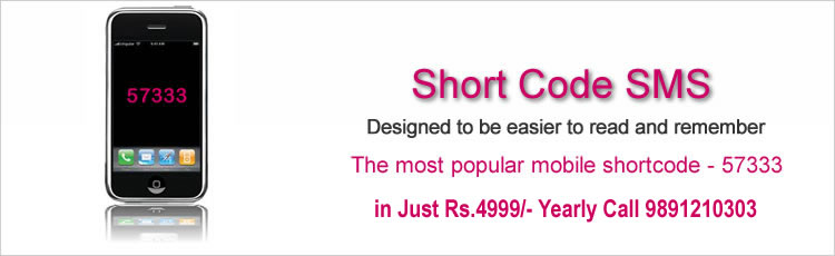 SMS Short Code, India | SMS Short Code Service Providers in India